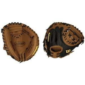 1790 34 Baseball Catchers Mitt   Right Hand Throw