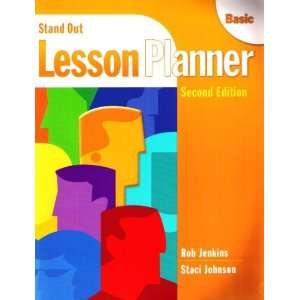 Stand Out Lesson Planner   Basic (9781424002559) Rob