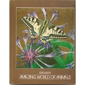Amazing World of Animals, Vol. 16 Insects Herbert Kondo Books