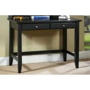 Home Styles Bedford Black Student Desk Furniture & Decor