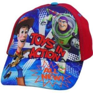 CAP HAT TOY STORY PIXAR DISNEY YOUTH KIDS BOYS BUZZ