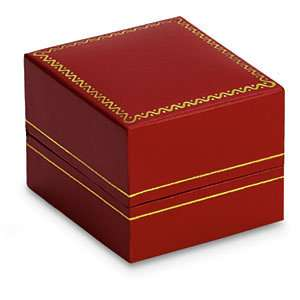 Red Single Ring Box ** Brand NEW ** Wholesale Prices  High Quality