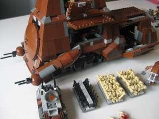 Lego Star Wars 7662 Trade Federation MTT huge complete +