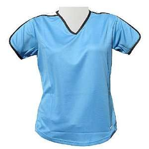 Aurora Blue Dri FIT Tempo Short Sleeve Running Top