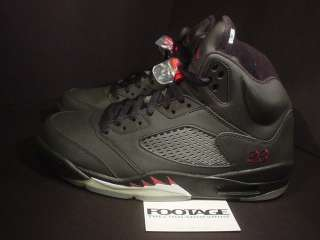 Jordan V 5 Retro DMP RAGING BULL TORO PACK RED BLACK SILVER DS 10.5