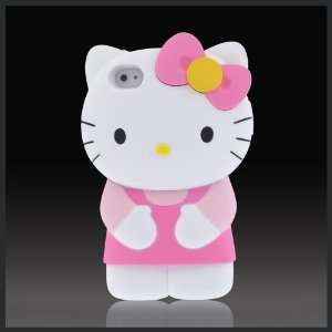 Zany by CellXpressionsTM 3D Big Pink Hello Kitty Hybrid