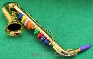 Mini Musical Instrument Toy Saxophone Child Gift