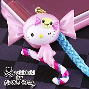 tokidoki x Sanrio Hello Kitty Charm & Cell Phone Strap