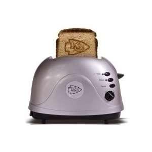 Kansas City Chiefs PRO TOAST NFL Team Logo Toaster Sports