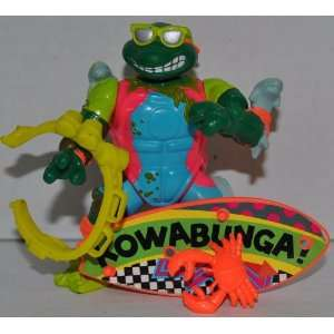 TMNT   Teenage Mutant Ninja Turtles Collectible Figure   Loose Out of
