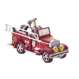 Department 56 Village City Fire Dept. Fire Truck, #5547 6. The