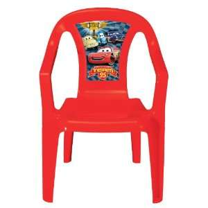 Kids Only Disney Cars Resin Chair Toys & Games