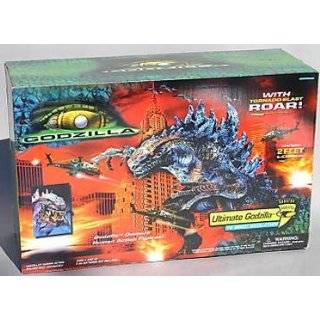 Godzilla Combat Claw Electronic Action Figure Explore