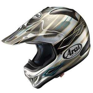 Arai VX Pro 3 Windham Helmet   X Large/Gold: Automotive