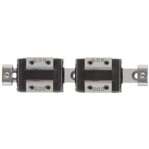 THK Linear Motion Guide Model RSR ZM, Double Block, Outer Dimensions