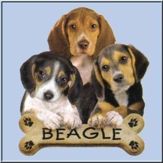 Beagle Puppies With Bone Dog Breed Shirt S 3X,4X,5X