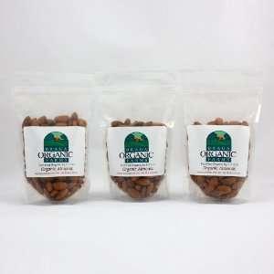 Braga Organic Farms Organic Chili Flavored Almonds 3 of our 1/2 lb