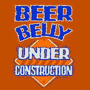 Beer belly T Shirt