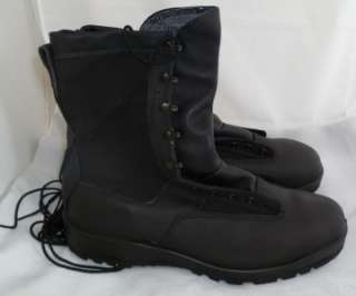 BELLEVILLE 700 V FLIGHT/MILITARY GORE TEX BOOTS 14.5 R