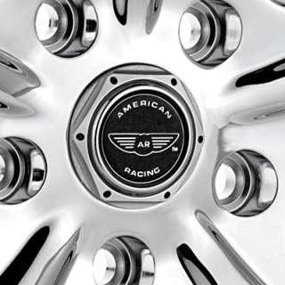 American Racing Razor Chrome Plated