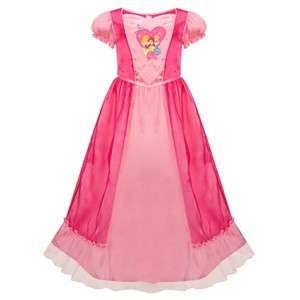 DELUXE~Night Gown~CINDERELLA+BELLE+SLEEPING BEAUTY~Heart~10 L~NWT