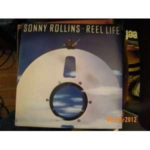 Sonny Rollins Reel Life (Vinyl Record) r Music