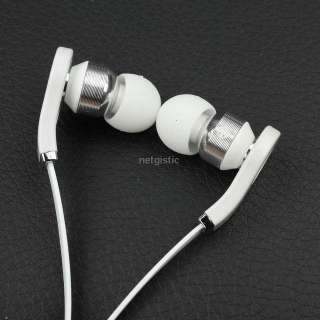 IN EAR Stereo Headphone Headset Earphone for iPod iPhone  Mp4