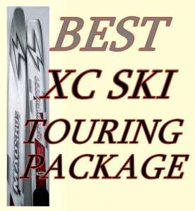 NEW   IF YOU WANT THE BEST FOR LESS   PREMIUM NIS XC CROSS COUNTRY SKI