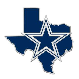 Dallas Cowboys Hat Pin lapel Pin Texas