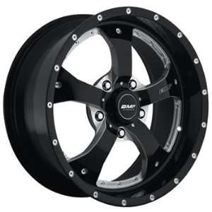 BMF Wheels Novakane Death Metal Black   22 x 9.5 Inch