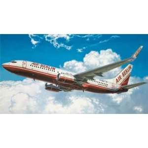 Revell of Germany   1/144 Boeing 737 800 Air Berlin