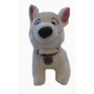 Disney Bolt 6 Bolt Plush: Toys & Games