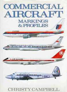 HCBook Commercial Aircraft Markings & Profiles/Campbell