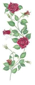 Rose Vine ~ Tatouage   See FREE SHIP OFFER*