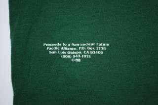 VINTAGE JACKSON BROWNE TOUR 1980 HOLD OUT T  SHIRT 1980 M ORIGINAL