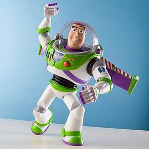 Advanced Talking Buzz Lightyear Action Figure Toy Story 3
