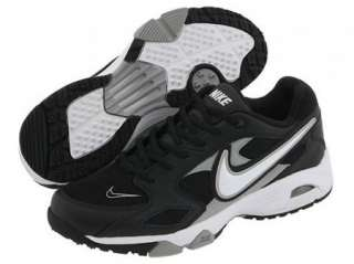Nike Air Diamond Trainer Running Shoes Black/White/Gray