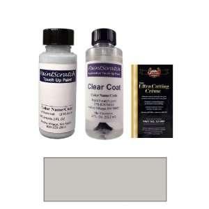 2 Oz. Manoogian Silver Metallic (wheel) Paint Bottle Kit