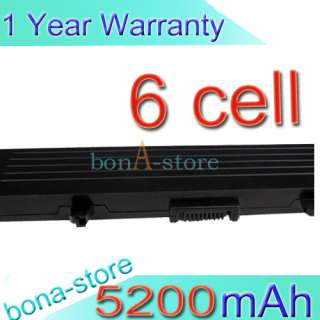 5200mAh 6 Cell Laptop Battery for DELL Inspiron 1525 1526 1545 M911G