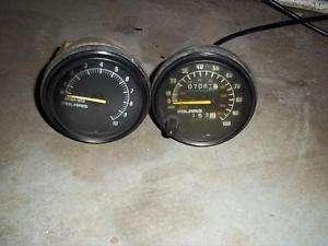1988 Polaris Indy 440   Speedo Tach