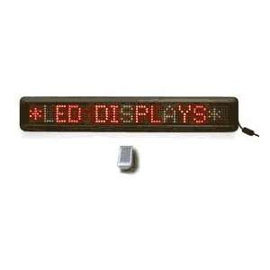 Ultra Glow 2 Indoor Brightness Multi Color 26 LED Sign