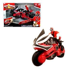 Bandai Year 2011 Power Rangers Samurai Series Action