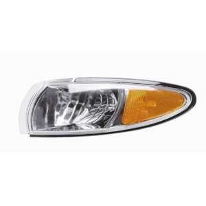 REPLACEMENT PARKING TURN SIGNAL MARKER LIGHT LEFT HAND TYC 18 5036 01