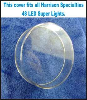 48 LED Super Light Clear Cover
