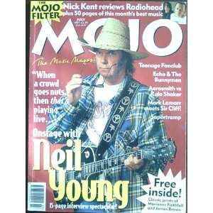 Mojo Magazine Issue 44 (July, 1997) (Neil Young cover