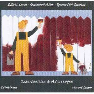 Elliott Levin/Marshall Allen/Tyrone Hill Quintet Opportunities