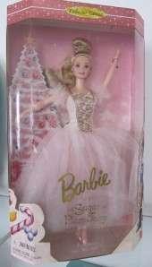 Classic BALLET BARBIE Dolls MARZIPAN Snowflake SUGAR PLUM Fairy Swan Q