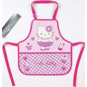 Hello Kitty Pink Tutu   Art Apron Toys & Games