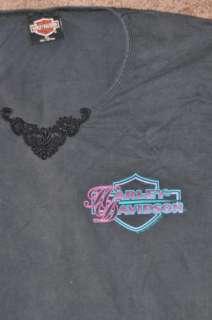 vtg Harley Davidson 1994 Sturgis black ss T shirt,XL