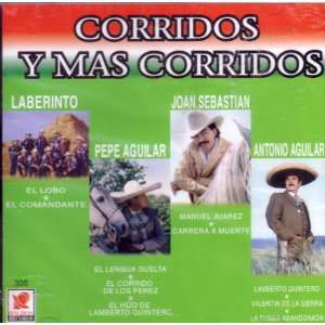Corridos Y Mas Corridos: Various Artists: Music
